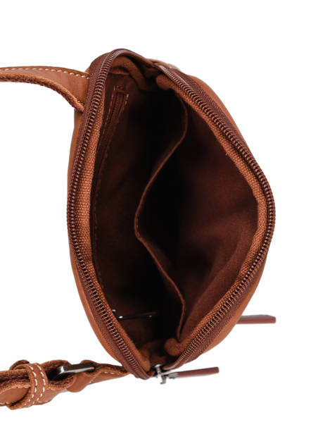 Leather Arthur Crossbody Bag Arthur et aston Brown arthur 8 other view 4