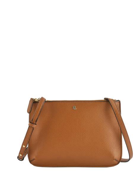 Crossbody Bag Merrimack Lauren ralph lauren Brown merrimack 31747444