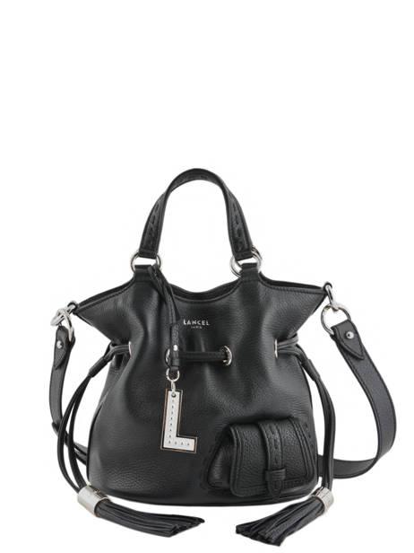 Small Tote Bag Premier Flirt Lancel Black premier flirt A10109