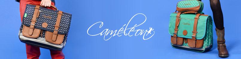 sacs cameleon et cartables cameleon en vente sur. Black Bedroom Furniture Sets. Home Design Ideas