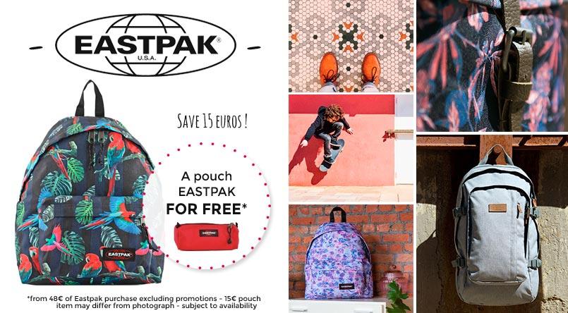 eastpak free pencil case