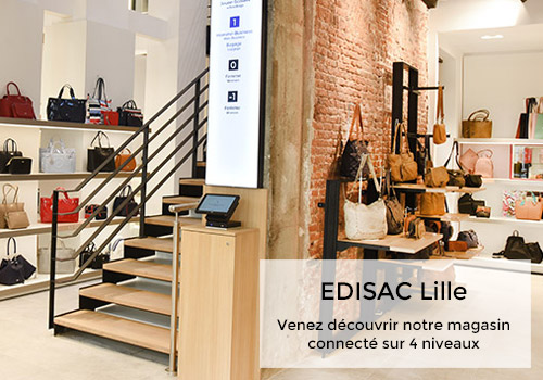 boutique edisac lille