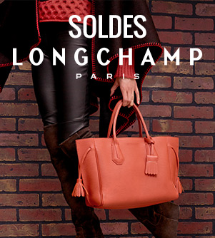 collection longchamp soldes
