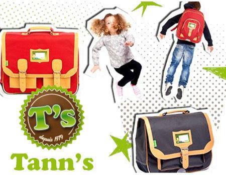 cartables tann 39 s et sacs dos tann 39 s sur. Black Bedroom Furniture Sets. Home Design Ideas
