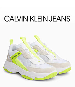 baskets calvin klein
