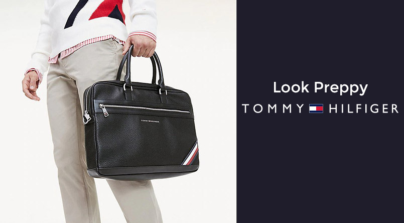 sac business tommy hilfiger