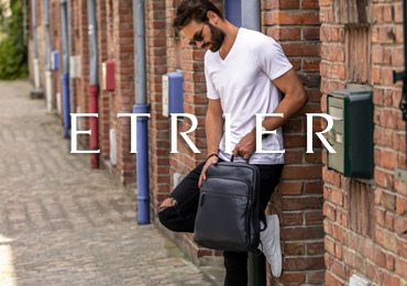 sac business homme etrier