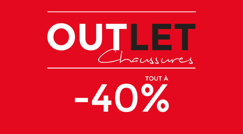 outlet chaussures promotion