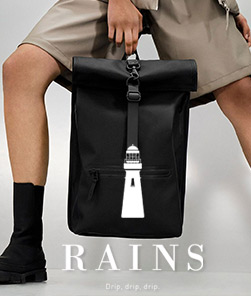 Sac a dos rains