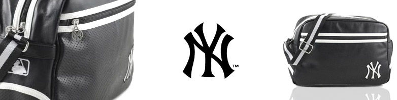 sac scolaire et trousse new york yankees