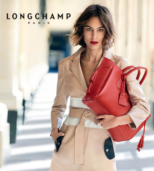 Longchamp collection été 2016